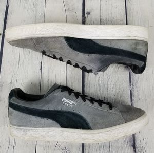 PUMA | suede lace-up sneakers